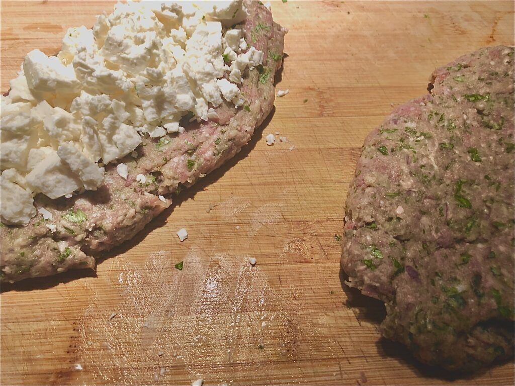Griekse bifteki
